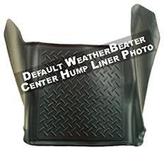 Cab Black Center Hump Floor - 4