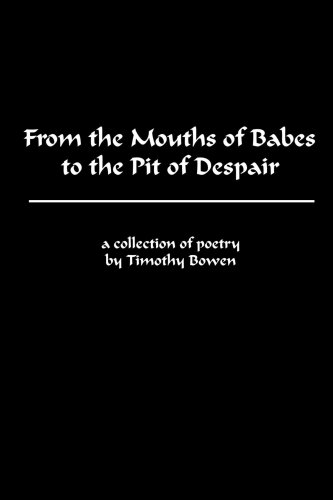 From the Mouths of Babes to the Pit of Despair ebook