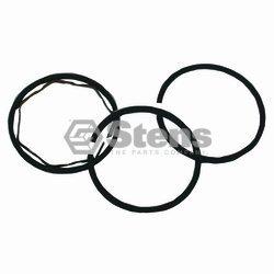 Silver Streak # 500306 Piston Ring Std for TECNAMOTOR 1610.0009, TECUMSEH 28986, TECUMSEH ST5 (Rings Piston Tecumseh)