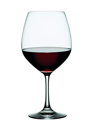 Spiegelau Vino Grande Burgundy Wine Glasses - (Set of 4, 25 oz. capacity each
