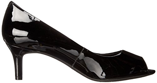 Motion Toe Peep Women's Rockport Total Black Finula afFE6nwzq