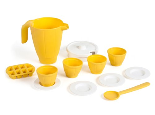 Homemade Food Costumes For Kids (BeginAgain The Lemonade Set - Enable Your Child's Imagination with this Eco-Friendly Playset - Made in the USA)