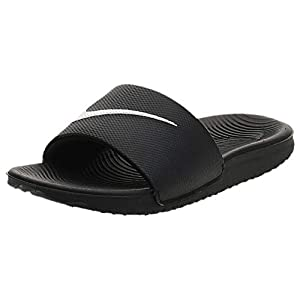 Best Epic Trends 31JJPs7yLNL._SS300_ Nike Girls' Kawa Slide (GS/PS) Running Shoe