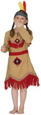 Rubies 1 2389 164 - Disfraz de india para niña (talla 164): Amazon ...
