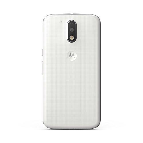 Moto G Plus (4th Gen.) Unlocked - White - 16GB - U.S. Warranty