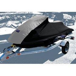 Yamaha Cover 2005-2009 VX110/ VX Deluxe/ VX Sport/ VX Cruiser (GrayBlack Polyester) by Watercraft Superstore