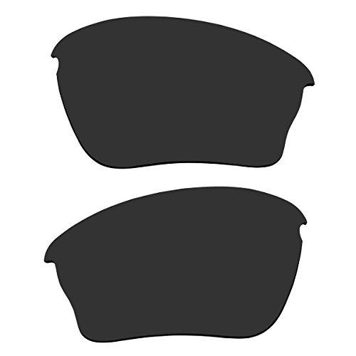 98d5d0171b Replacement Black Polarized Lenses for Oakley Half Jacket XLJ Sunglasses  (Not Fit Half Jacket 2.0
