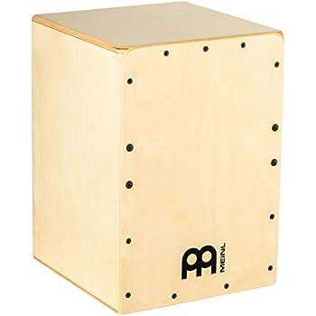 meinl percussion scaj100br nt baltic birch snare cajon dark brown body with natural. Black Bedroom Furniture Sets. Home Design Ideas