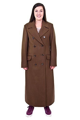 Doctor Who Ladies Tenth Doctor's Coat (Large)