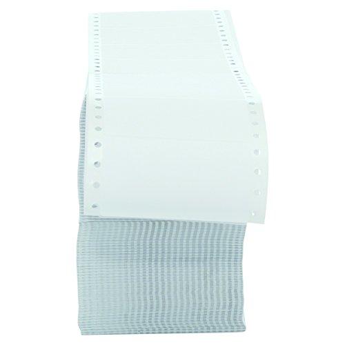Pack Dot Matrix Printer Labels (Universal Dot Matrix Printer Labels, 1 Across, 1-15/16