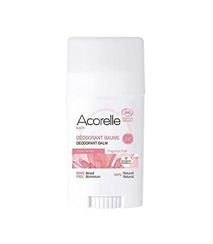 acorelle deodorante  Acorelle Deodorante Balsamo Senza Profumo - 40 G: : Salute ...