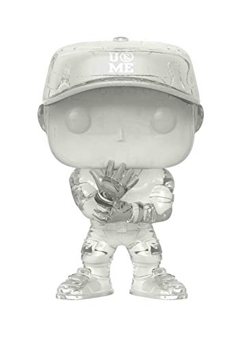 (Funko POP! WWE - John Cena, You Can't See Me (Invisible) Amazon Exclusive)