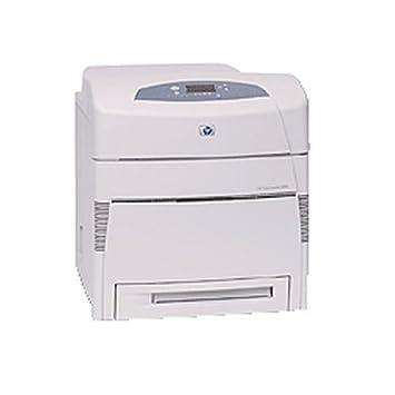 HP LaserJet Color LaserJet 5550n Printer - Impresora láser ...