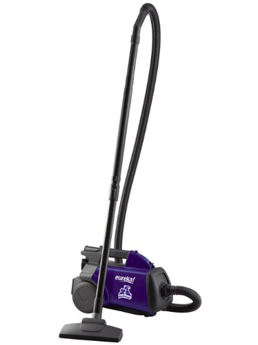 Eureka Mighty Mite Canister Vacuum with Pet Attachments, 3684F