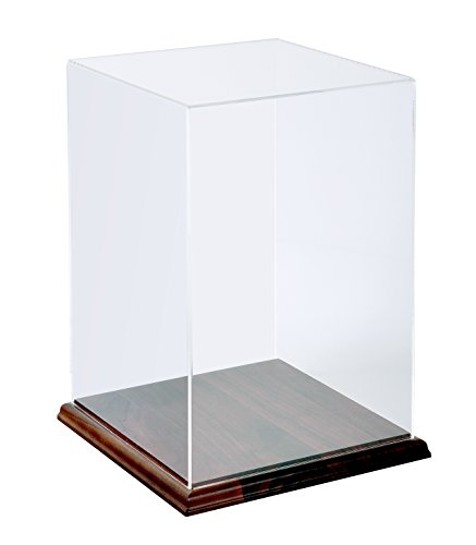 Acrylic Box Case | 5 Sided Display Cube | Museum Box Case | Square Box | Collectible Display Cover (9
