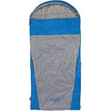 The outdoor camping Coleman 2-N-1 Sleeping Bag