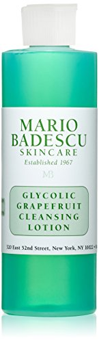 Glycolic Cleansing Grapefruit Lotion (Mario Badescu Glycolic Grapefruit Cleansing Lotion, 8 oz.)