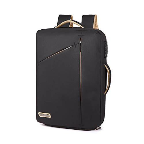 egalbest-password-lock-anti-theft-backpack-computer-tote-shoulder-bag-daypack-pack-travel-school-multifuctional-black