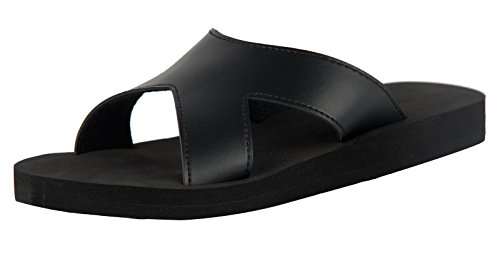 iLoveSIA Men's Atheletic Slides Casual Daily Sandals