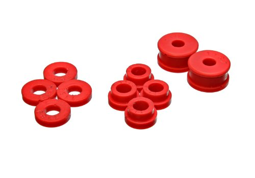 Energy Suspension 7.1115R Shifter Bushing Set for Maxima by Energy Suspension