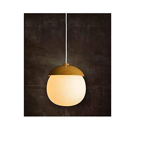Pendentif mère lumière champignon moderne chambre minimaliste couloir salle à hommeger lustre, un