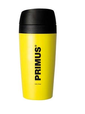 Primus Autobecher - 0,4 L, Polycarbonat, gelb
