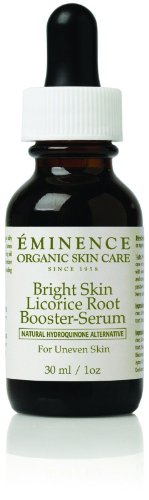 Eminence Bright Skin Licorice Root Booster Serum - 1 oz / 30 ml - New in Box WE GOOD (1 Ounce Booster)