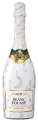 Blanc Foussy - ICE Chardonnay Sekt 11,5% - 0,75l