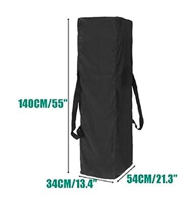 PROGLEAM Tent & Sunshade, Outdoor Camping Gazebo Carry Bag Portable Waterproof Sunscreen Canopy Tent Storage Bag, L