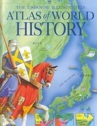 Download The Usborne illustrated atlas of world history pdf epub