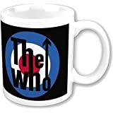 Tazza- the Who Target Logo
