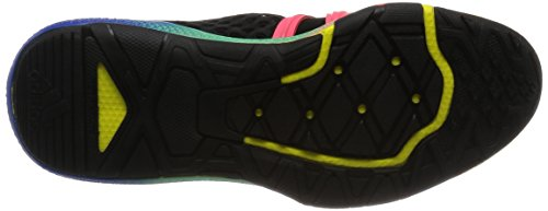 Adidas Women's Ively, STELLASPORT-BLACK/MULTI-COLOR Black-blue-pink