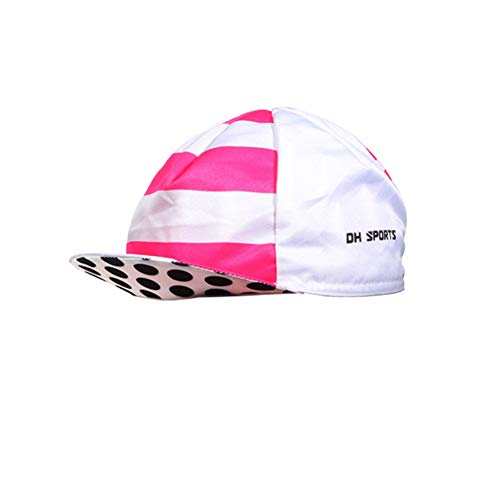 Price comparison product image Cycling Accessories,  Fashion Quick-Dry Breathable Sun Cap Unisex Outdoor Sports Cycling Running Hat - Pink + Black
