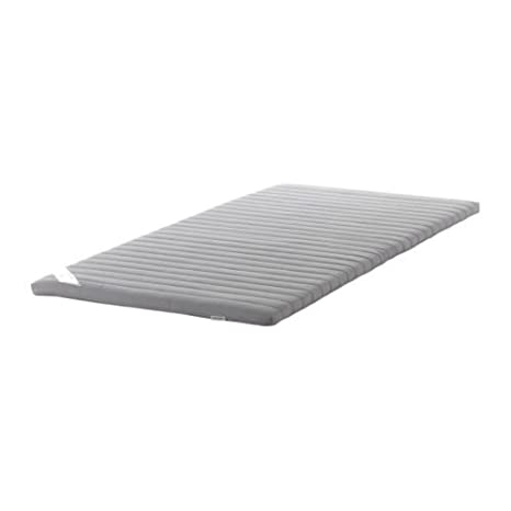 Ikea Sultan Tarsta Topper Colchon Gris Oscuro 140x200 Cm