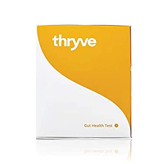 Thryve Inside Gut Health Program - The World's First Comprehensive Gut Microbiome Test with Personalized Nutrition & Supplement Recommendations