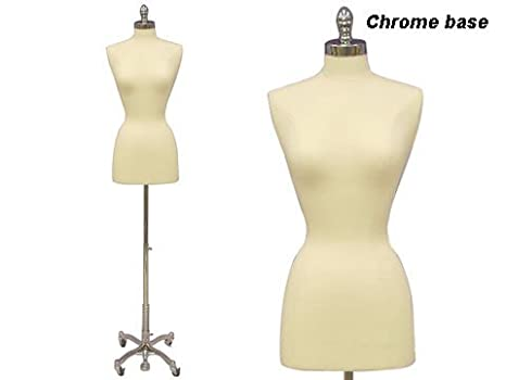 Amazon.com: ROXYDISPLAYTM Forma de cuerpo femenino con base ...