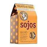 Sojos Dog Treats, 10 Ounce Bag