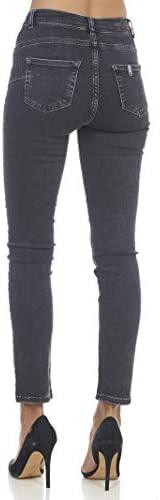 LIU.JO BLUE DENIM Jeans Gris Skinny