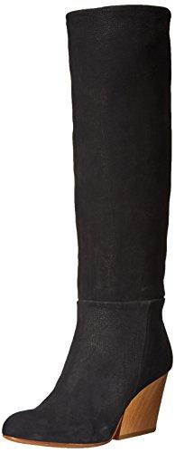 Coclico Women's 3241-Bly Knee High Boot, Black, 38 M EU (7.5-8 US)