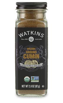Watkins Organic Ground Cumin 2.8 ()