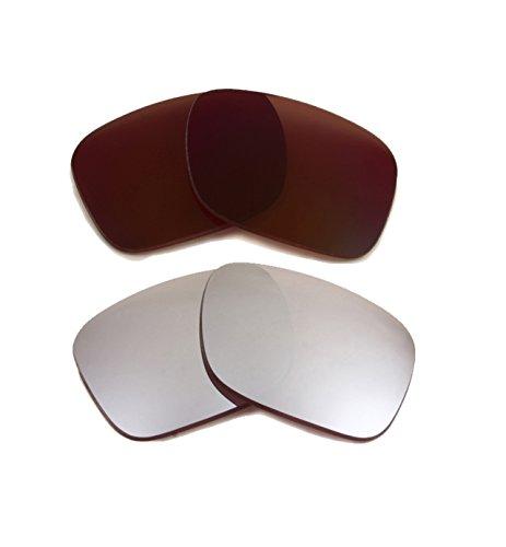 Best SEEK Replacement Lenses Oakley HOLBROOK - Polarized Brown - Oakleys Cheap Holbrook
