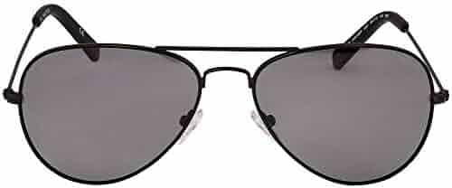 c02b40459e Nautica Metal Frame Black Lens Men s Sunglasses N4616SP680925816005
