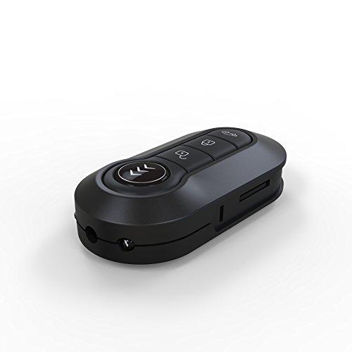 REDLEMON Cámara Oculta en Forma de Llave de Auto HD 1920x1080, Visión Nocturna, Sensor de Movimiento, para Video,...
