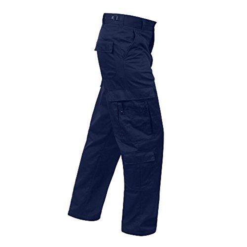 (Tactical Uniform Cargo Pants 9 Pocket EMT EMS Paramedic Medic Work Duty Trousers)
