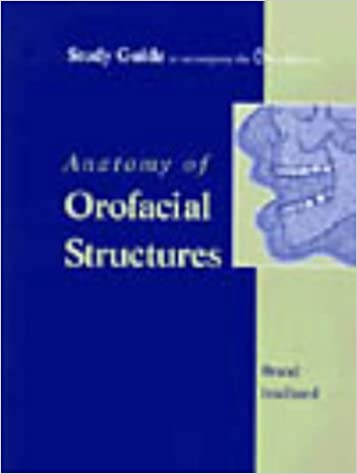 Anatomy Of Orofacial Structures Pdf