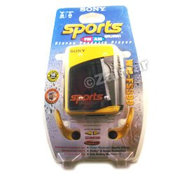 Sony WMFS399  Portable Cassette Player by Sony