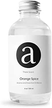 Orange Spice for Aroma Oil Scent Diffusers - 120 milliliter