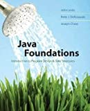 img - for Java Foundations : Introduction to Program Design and Data Structures- book / textbook / text book