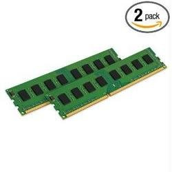- 16GB 1333MHZ DDR3 NON-ECC CL9 (KIT OF 2) Electronics Computer Networking