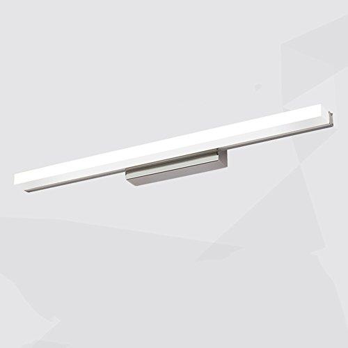 XUERUI Lámpara LED, 14W-20W Blanco Cálido Luces De Baño, Controlador EMC, 40-90CM X 7CM X 4.5cm, Ahorro De Energía (Color...